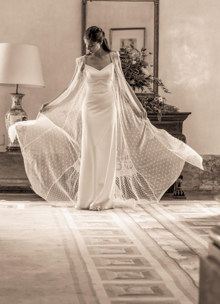 ALEJANDRA SVARC vestidos de novia en Cáceres LaSuiteRoom